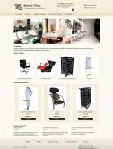 Интернет-магазин оборудования для салонов красоты